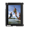 iPad Mini Aluminum Panel Case - Personalize your iPad with your favorite picture! Add your favorite photo to this Aluminum Panel Case for a customized creation. The case is made of a durable, hard shell and comes in black. The vibrant colors of the printed aluminum insert will beautifully highlight the photo you choose to show off. Compatible with the iPad Mini.