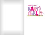 Gleeful Giraffe - Girl - Gleeful Giraffe - Girl