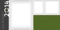 Grad Stripes - Grey - Grad Stripes - Grey