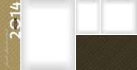 Grad Stripes - Tan - Grad Stripes - Tan