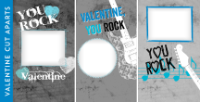 Rockin' Valentine - Rockin' Valentine