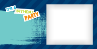 Stenciled Party - Stenciled Party