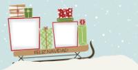 Feliz Navidad - Del Trineo de Santa - Feliz Navidad - Del Trineo de Santa
