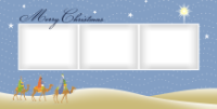 Merry Christmas - Three Kings (3 Images) - Merry Christmas - Three Kings (3 Images)
