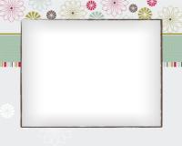 8x10 - Snowflakes - 8x10 - Snowflakes
