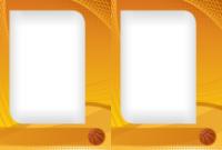 4x6 - Basketball - 2 Image Lg - 4x6 - Basketball - 2 Image Lg