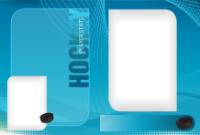 4x6 - Hockey - 2 Image Sm/Lg - 4x6 - Hockey - 2 Image Sm/Lg