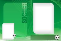 4x6 - Soccer - 2 Image Sm/Lg - 4x6 - Soccer - 2 Image Sm/Lg
