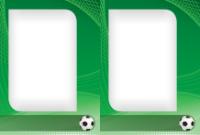 4x6 - Soccer - 2 Image Lg - 4x6 - Soccer - 2 Image Lg
