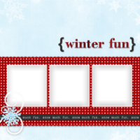 8x8 - Winter Fun - 8x8 - Winter Fun