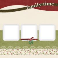 8x8 - Family Time - 8x8 - Family Time