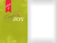 Comfort and Joy - Comfort and Joy