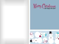 Snowman Collage - Snowman Collage