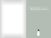 Solitary Snowman - Blue - Solitary Snowman - Blue
