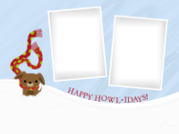 Howl-iday Greetings - Howl-iday Greetings