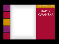 Kwanzaa Colors - Kwanzaa Colors