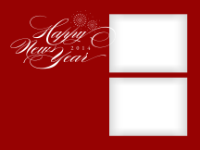 Elegant New Year - Red - Elegant New Year - Red