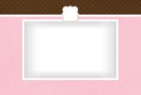 4x6 - Initial on Modern Pink - 4x6 - Initial on Modern Pink