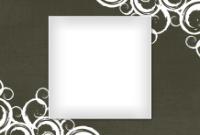 4x6 - Elegant Swirls - 4x6 - Elegant Swirls