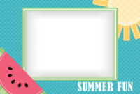 4x6 - Summer Fun - 4x6 - Summer Fun