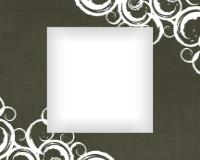 8x10 - Elegant Swirls - 8x10 - Elegant Swirls