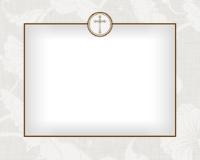 8x10 - Linen Cross - 8x10 - Linen Cross
