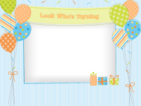 Happy Birthday - Balloons & Presents - Happy Birthday - Balloons & Presents
