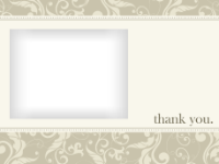 Thank You - Subdued Scrolls - Thank You - Subdued Scrolls