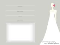 Bridal Shower Silhouette - Bridal Shower Silhouette