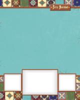 8x10 - Feliz Tile - 8x10 - Feliz Tile