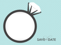 Save the Date - Ring - Save the Date - Ring