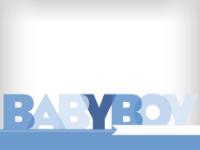 Bold Boy Banner - Bold Boy Banner