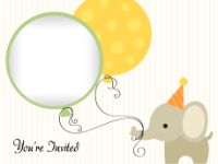 Birthday Elephant - Birthday Elephant