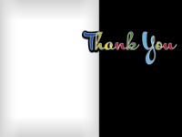 Stylized Thanks - Stylized Thanks