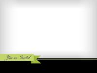 Lively Banner - Lime - Lively Banner - Lime