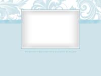 Delicate Blue Flourishes - Delicate Blue Flourishes