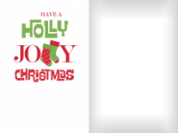 Holly Jolly Stockings - Holly Jolly Stockings
