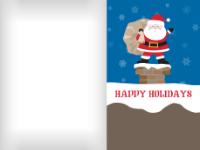 Santa at Work - Santa at Work