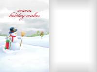Snowman at Play - Snowman at Play