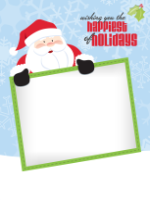 Santa's Salutations - Santa's Salutations