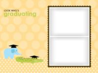 Animal Graduates (2 images) - Animal Graduates (2 images)