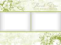 Distressed Floral (2 images) - Distressed Floral (2 images)