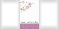 Happy Mother's Day - Floral (2 images) - Happy Mother's Day - Floral (2 images)