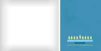 Happy Hanukkah - Menorah - Happy Hanukkah - Menorah
