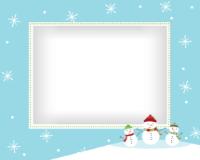 8x10 - Snow Family - 8x10 - Snow Family