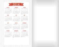 8x10 - Sophisticated Calendar - 8x10 - Sophisticated Calendar