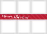 Blessed Banner - Carnelian - Blessed Banner - Carnelian