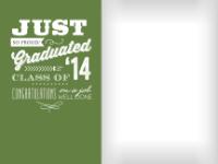 Congratulatory Graduate - Olive - Congratulatory Graduate - Olive