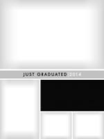 Commencement Collage - Black - Commencement Collage - Black