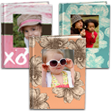 Photo Journal - Create your very own customized journal with your favorite photo. Our journals measure 6 ¼ X 8¼ and come with 160 lined pages.